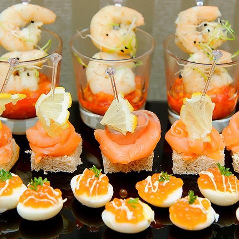 koud buffet de luxe koud buffet koude schotel, Jan Frenken, kwaliteitsslagerij, slagerij, broodjes, kerstmenu, kerstbestelling, oud en nieuw menu, oudjaarsavondmenu